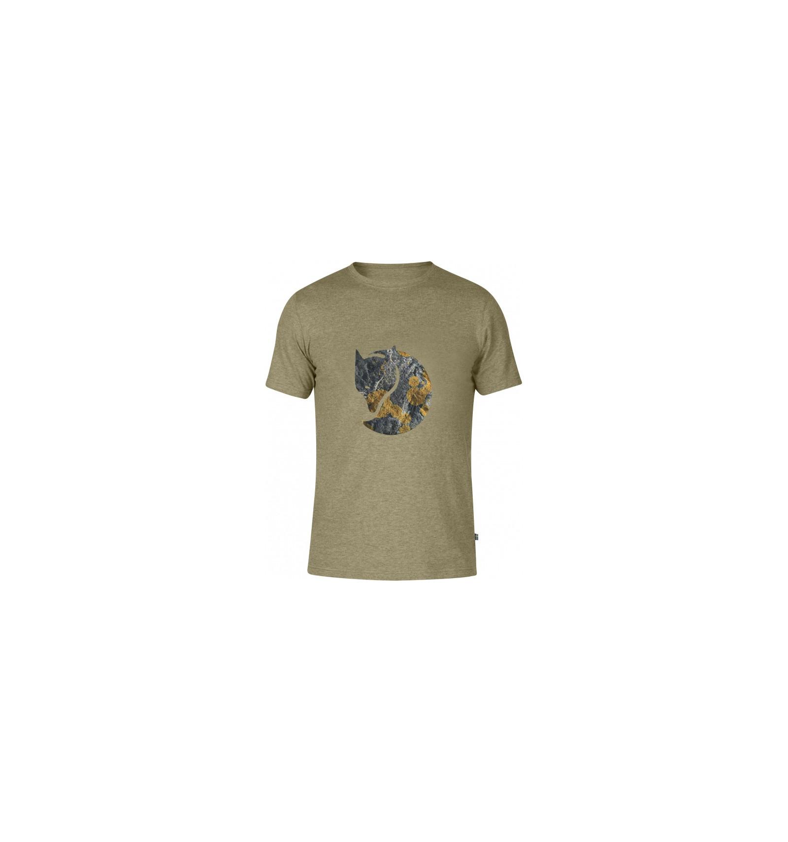 86681124c705 Fjäll Räven Rock Logo T - Shirt - interlov.sk